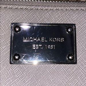 Michael Kors Bags - Michael Kors Zip Around Wristlet/Wallet